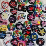 personalised badges