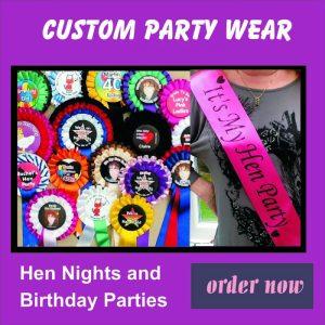 hen party celebrations